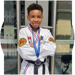 ATA Martial Arts Woodbridge Blackbelt Academy Karate for Kids